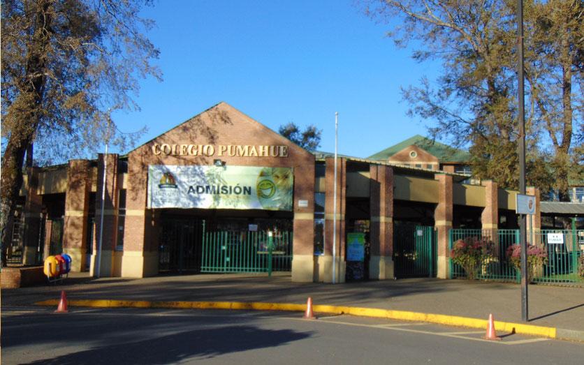 Colegio Pumahue Temuco